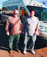 Bob Schiavo and Albert Schiavo, Albert's Limousine