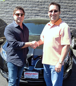 Barry Trabb and Joe Guilino, Gem Limousines
