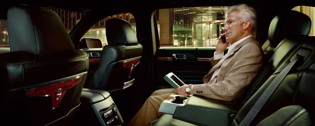 Lincoln MKT. Interior And Comfort