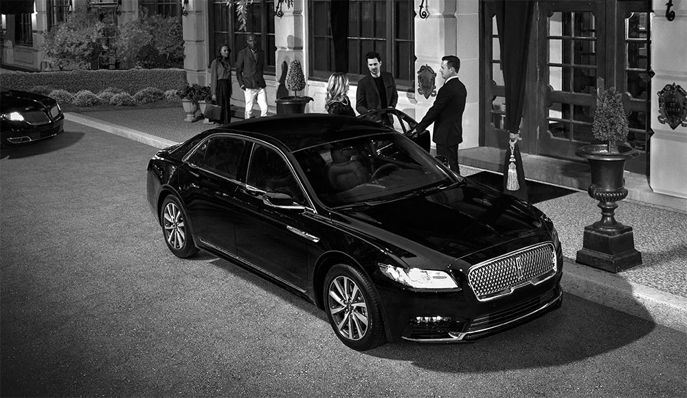 Complete Fleet Livery Sales L 2017 Lincoln Continental Is Here